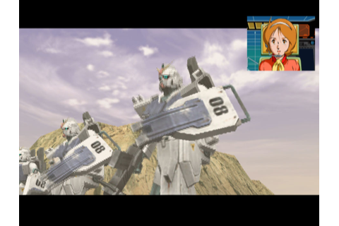 Mobile Suit Gundam - Federation vs. Zeon (USA) ISO