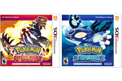 Pokemon Omega Ruby and Alpha Sapphire Wiki Guide - IGN