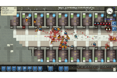 Prison Architect Free Download - Ocean Of Games