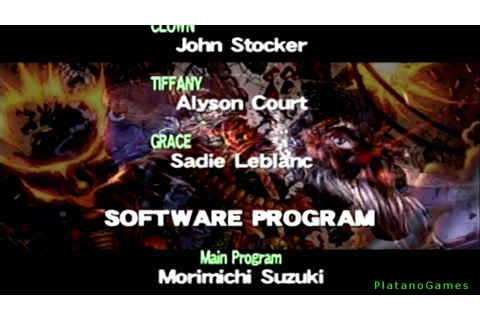 Spawn: In The Demons Hand - End Game Credits - Sega ...
