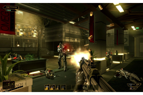 Deus EX Human Revolution Game - Free Download Full Version ...