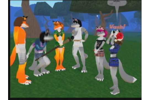 FurTHERE Your Online Furry Hangout! - YouTube