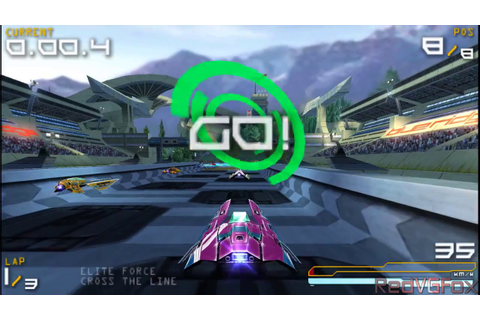 Wipeout Pure - Futuristic Racing Game for PSP [PPSSPP ...