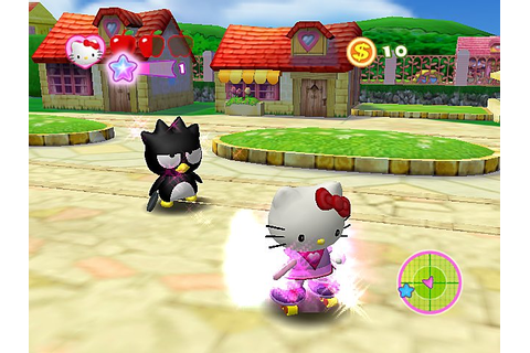 Screens: Hello Kitty Roller Rescue - GameCube (1 of 8)