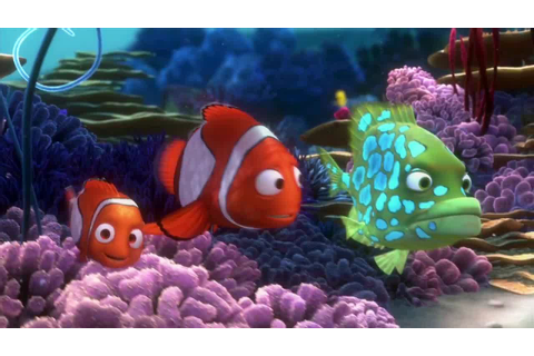 Nemo's Reef Finding Nemo Android Game (Free App) - YouTube