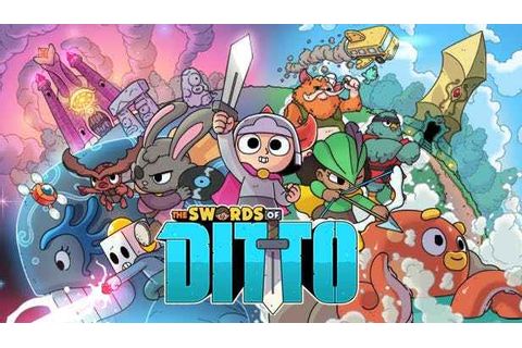 The Swords of Ditto Review -PS4 - PlayStation Universe