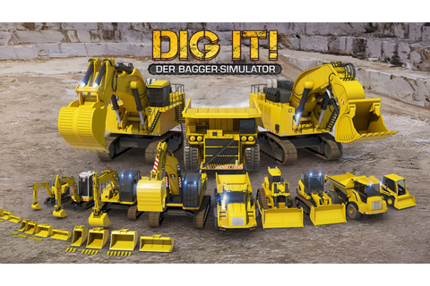 DIG IT A Digger Simulator Gameplay PC HD - YouTube