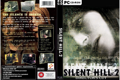 Download Silent Hill 2 (PC Game) Download Torrent Seeds ok ...