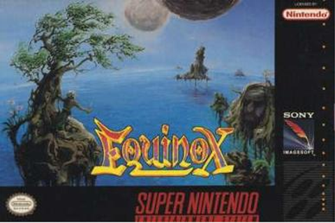 Equinox (1993 video game) - Wikipedia