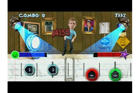Napoleon Dynamite: The Game Sony PSP Gameplay - Dancing ...