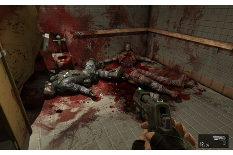 MSDN game review: F.E.A.R. 3