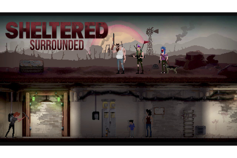 Sheltered (Surrounded Scenario) - Soundtrack - YouTube