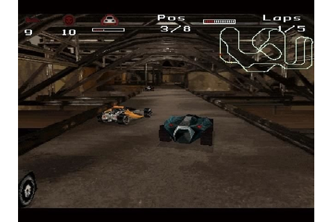 MegaRace 2 - PC Review and Full Download | Old PC Gaming