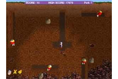 Dig Dug Deeper Download Free Full Game | Speed-New