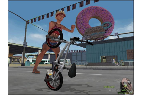 Cheat BMX XXX PS2