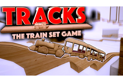 BEAUTIFUL TOY TRAIN SIMULATOR! - Tracks - The Train Set ...