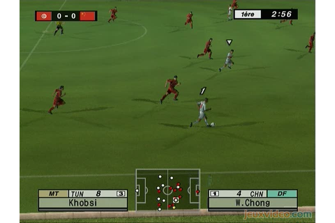 Gameplay International Superstar Soccer 3 : L'Orient ...