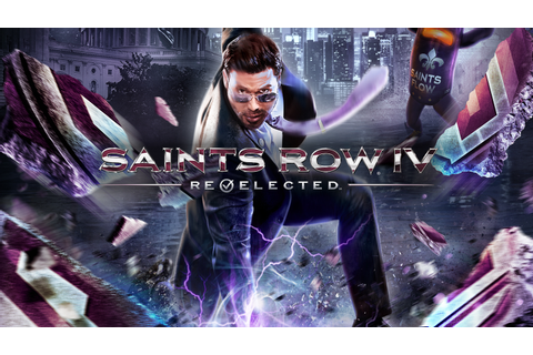Saints Row IV: Re-Elected Game | PS4 - PlayStation