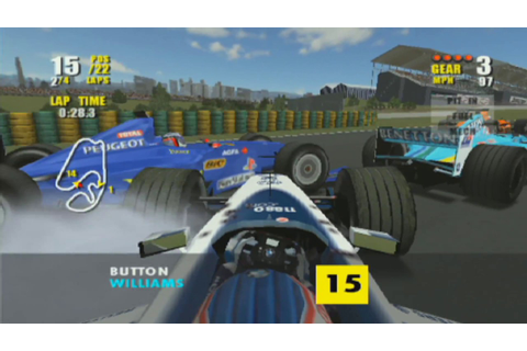 F1 Championship Season 2000 (Classic F1 Games Revisited ...
