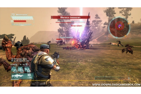 DEFIANCE [Region Free][ISO] - Download Game Xbox New Free