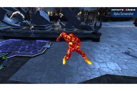 Infinite Crisis MOBA Game Featuring The Flash Announced ...