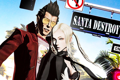 'No More Heroes' free-to-play social game hits Android ...