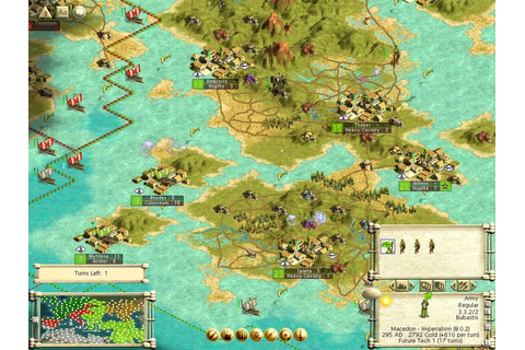 Greatest Games: Sid Meier's Civilization – The Late Night ...