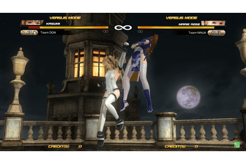 Dead or Alive 5 Ultimate Arcade, Arcade Video game by ...