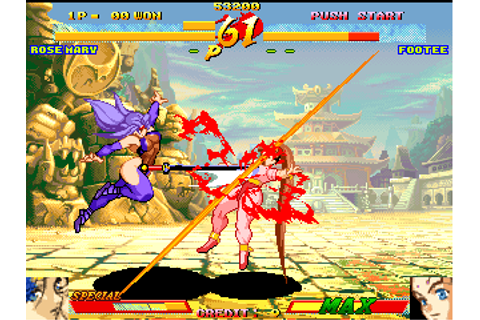 Asura Blade: Sword of Dynasty Screenshots for Arcade ...