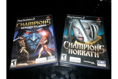 Champions of Norrath: Video Games | eBay