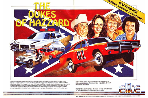 Dukes of Hazzard Collector: Dukes of Hazzard Video Game ...