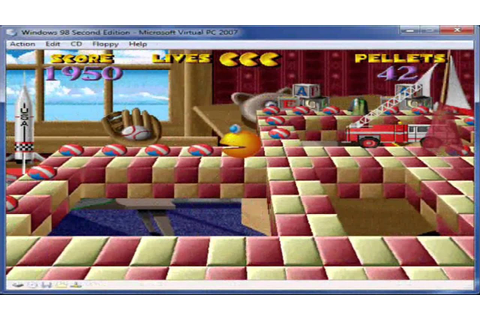 3D Maze Man Amazing Adventures : Playing On Windows 7 ...