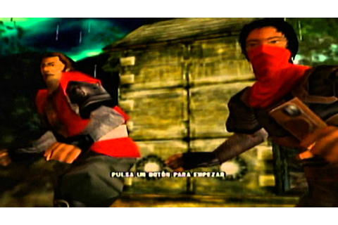 Ninja Assault (Game Intro español) - YouTube