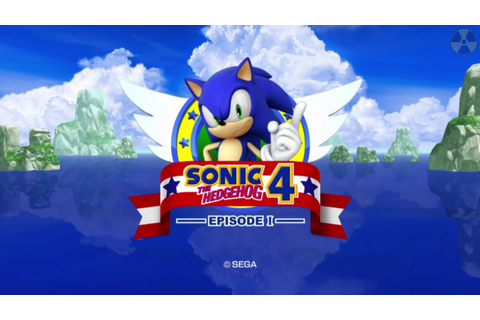 The Waffle Report: WiiWare Review - Sonic the Hedgehog 4