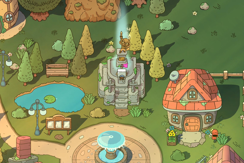 The Swords of Ditto review: classic Zelda by way of a ...