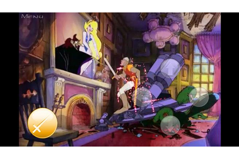iTuesday: Dragon's Lair II: Time Warp for iPhone Review