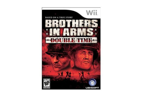 Brothers in Arms: Double Time Wii Game - Newegg.com