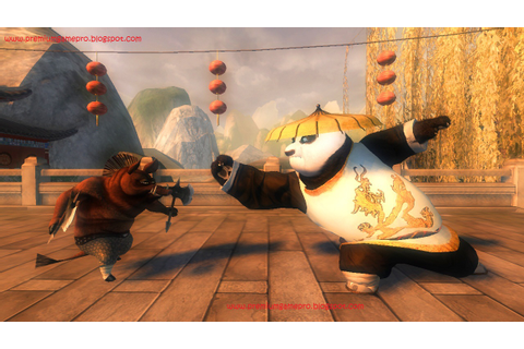 Kungfu Panda Full Version - PC Games | Premium Game Pro