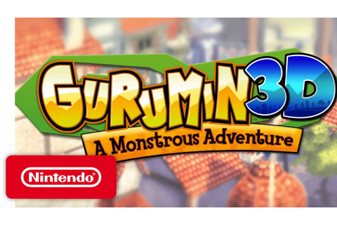Gurumin 3D: A Monstrous Adventure - Game Trailer - YouTube