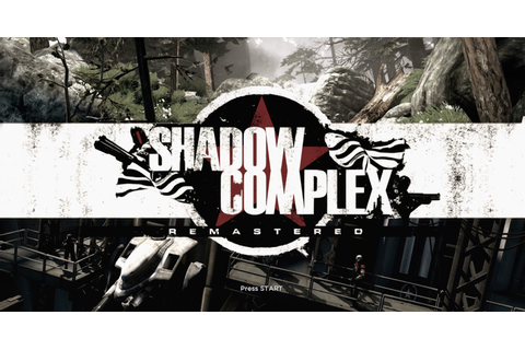 Game Shadow Complex Remastered PC | Download Games Full