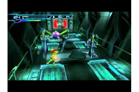Metroid: Other M Gameplay - Using Overblast - YouTube