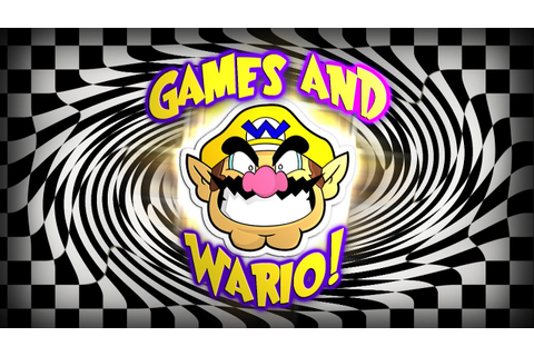 'Games & Wario' Channel Trailer - YouTube