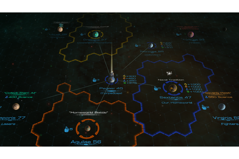 Sid Meier's Starships is a glorious stripped back strategy ...