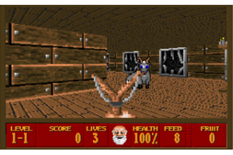 Serious Game Classification : Super Noah's Ark 3D (1994)