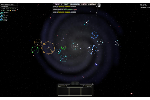 Star Ruler Review - Blind Mind Studios 4x real-time ...