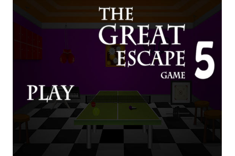 App Shopper: The Great Escape Game 5 (Games)