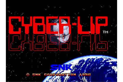 Cyber-Lip - Videogame by SNK