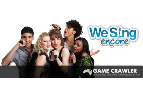 Pre Order We Sing Encore | Game Crawler