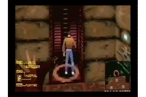 Fade to Black - game trailer (1995) - YouTube