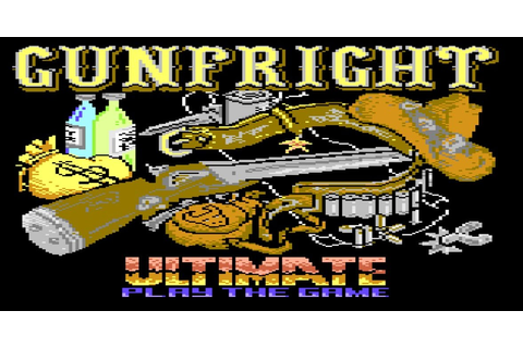 Indie Retro News: Gunfright Ultimate Edition - Ultimate ...